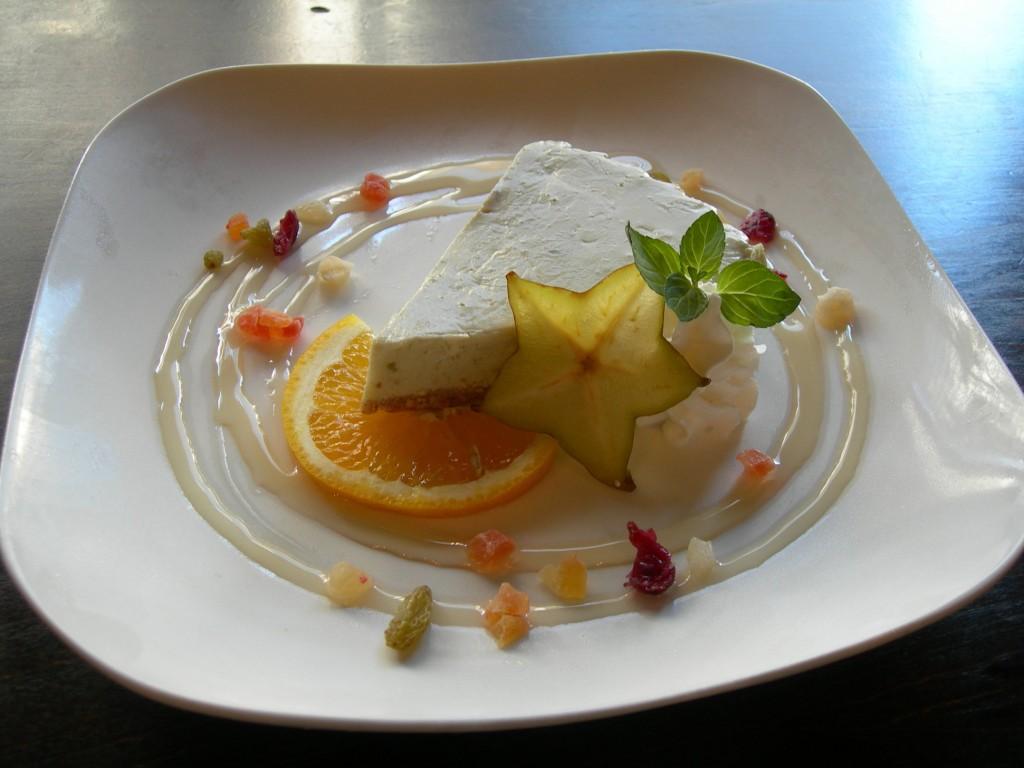 アボカドレアチーズケーキ