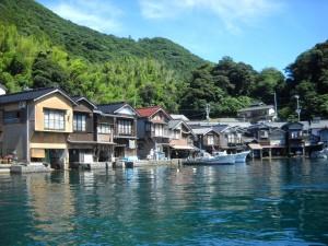 舞鶴 伊根の舟屋