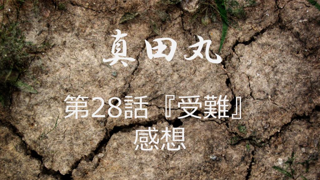 真田丸感想第28話「受難」
