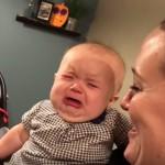 ヤキモチで泣く赤ちゃん