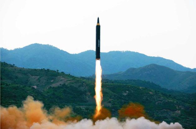 北朝鮮ICBM