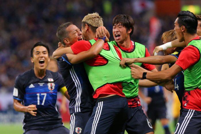 アジア最終予選_日本vsオーストラリア