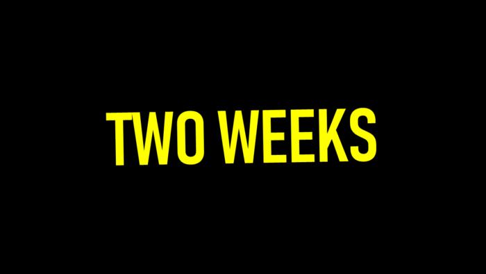 TWO WEEKS ドラマ情報